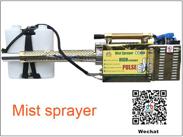 fogging misting machine-single valve