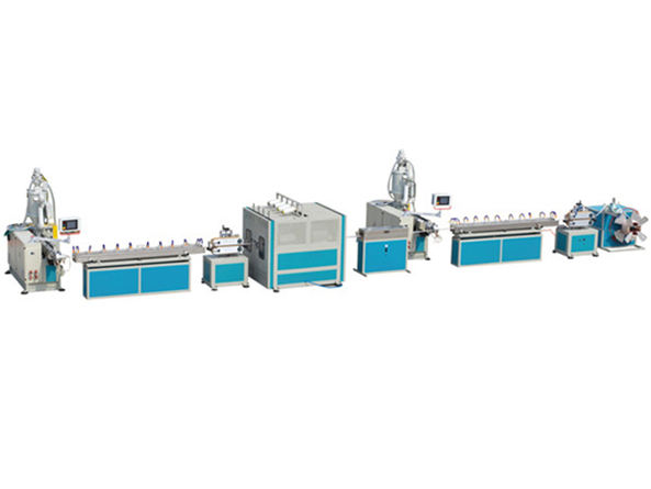 PVC fiber soft hose production machine