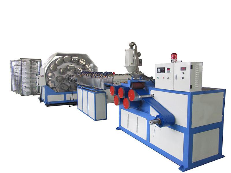PVC Lay Flat Hose Machine