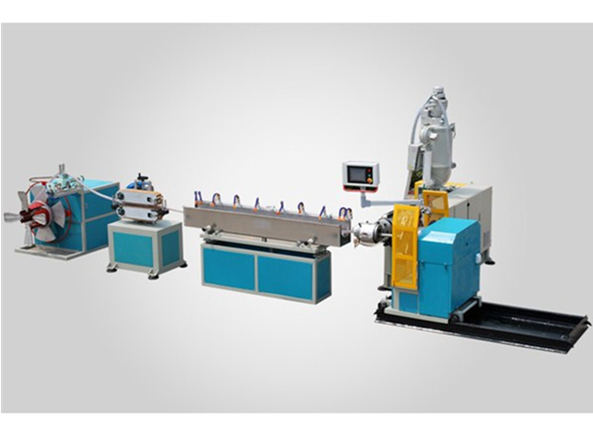PVC wire steel hose production machine