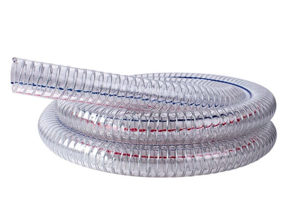 Oil PVC Steel Wire Hose