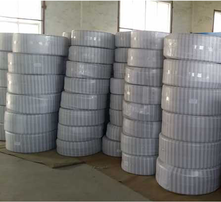 pvc steel wire hose Packing