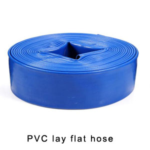 Micro irrigation of PVC lay flat house introduced by the manufacturer