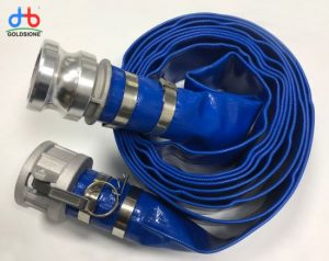 of PVC lay flat hose