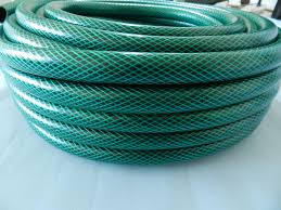 burst flexible PVC garden hose