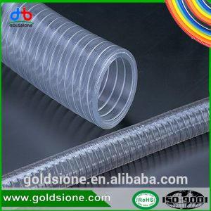 PVC steel hose