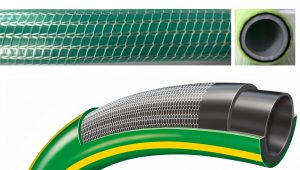 Five-Layer PVC Garden Hose