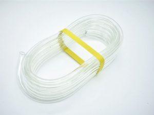 pvc transparent plastic hose