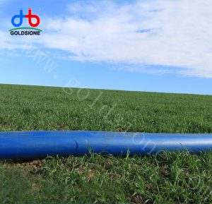agricultural PVC lay flat hose