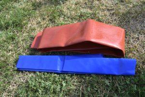 PVC lay flat hose,