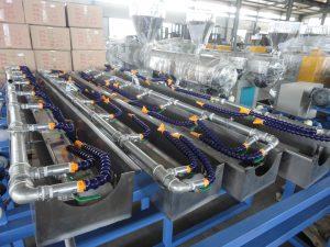 PVC fiber soft machine